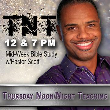 Thursday Noon/Night Teaching (TNT)
